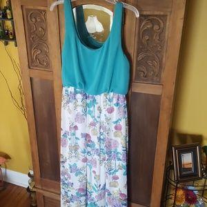 Maxi dress size 10